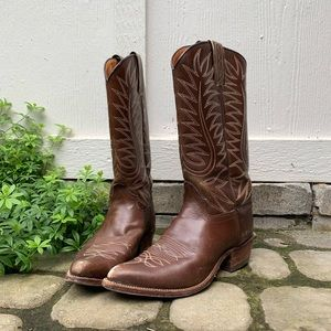 Dan Post Cowgirl Boots Pointed Toe sz 7